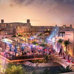 The Madinat Jumeirah's Fort Island extension in Dubai to open this October