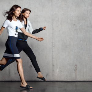 Karl Lagerfeld teams up with Zalando for a sportswear collection