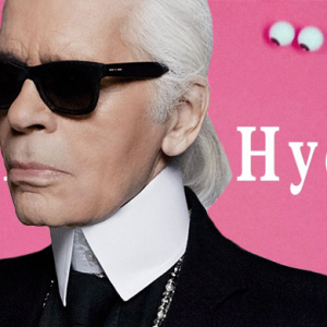 Karl Lagerfeld named creative director of Hyères Festival