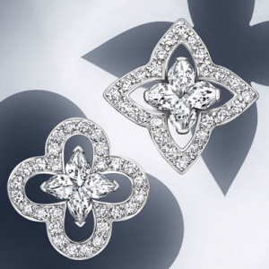Louis Vuitton introduces new monogram designs to fine jewellery collection
