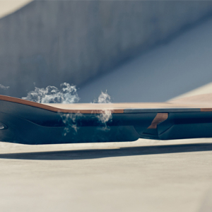 Must see: Lexus debut another look at its hoverboard