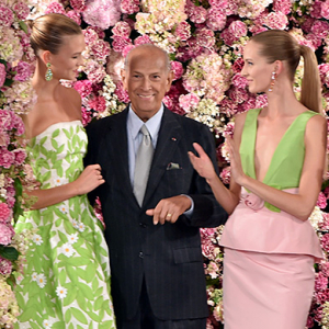 Oscar de la Renta has sadly passed away aged 82