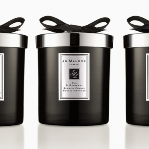 Jo Malone's Oud & Bergamot and Dark Amber & Ginger Lily collection