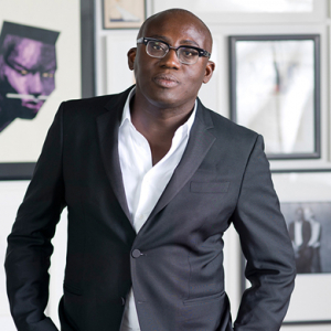 'W' magazine's Edward Enninful honoured at Frederick Douglass Awards