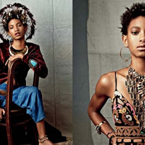 Willow Smith signs with model agency