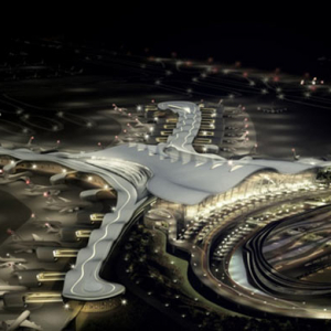 Abu Dhabi International Airport: The Midfield Complex
