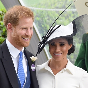 It looks like Prince Harry and Meghan Markle may relocate to Africa in 2020