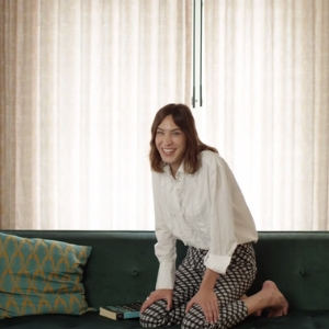 For all your future fashion needs head to Alexa Chung's new YouTube channel
