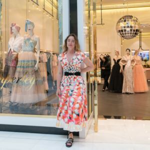 """There's so much to be done in the world of fashion\"" - Alice Temperley on sustainability"