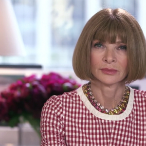 Anna Wintour shows her funny side with Seth Meyers