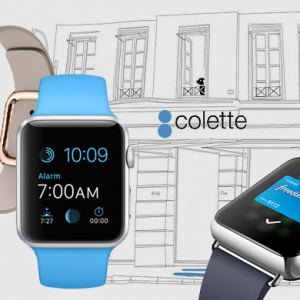 Apple to preview Apple Watch at Colette in Paris