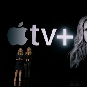Apple launches Apple TV +