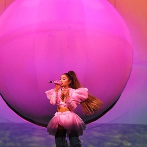 Ariana Grande is smashing it with 2 billion streams on Spotify