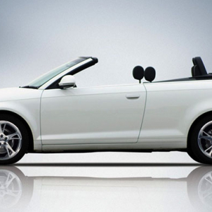 The new Audi A3 Cabriolet and Audi S3 Sedan