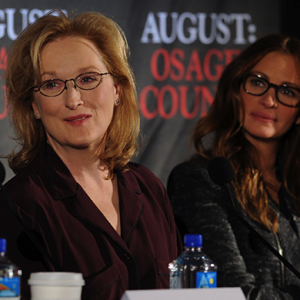 'August: Osage County' Press Conference