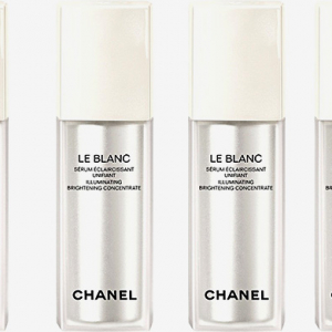 Chanel launching Le Blanc Serum in September