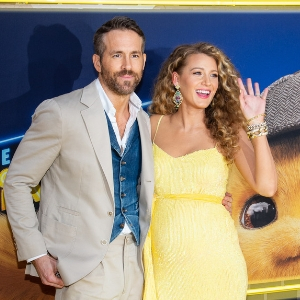 Blake Lively and Ryan Reynolds announced they're expecting their third child in an excellent way