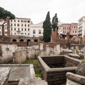 Bulgari has made a donation to preserve a Roman archeological site