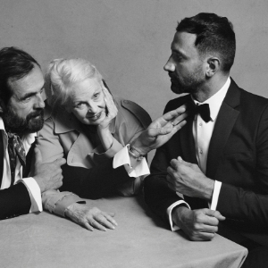 Riccardo Tisci gives first glimpse of collaboration with Vivienne Westwood