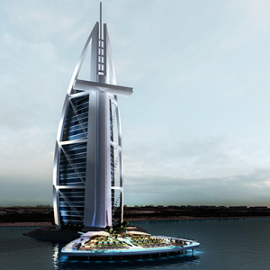 Burj Al Arab to expand with new luxury deck