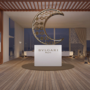 Bvlgari Resort Dubai debuts The Bvlgari Majilis for Ramadan