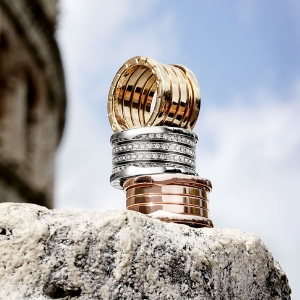 Bvlgari's B.zero1 collection celebrates its 20th anniversary with a new statement ring