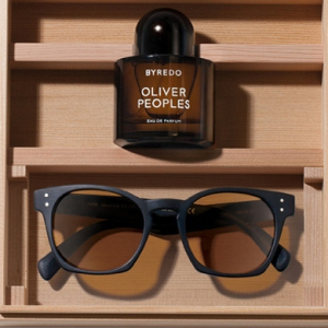 Oliver Peoples and Byredo unite for new collaboration