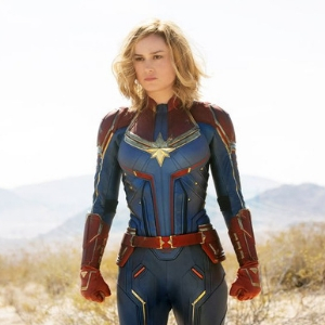 Well this is very excellent: Captain Marvel is the highest grossing film with a female star ever