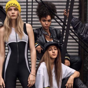 First look: Cara Delevingne's DKNY collaboration collection in full
