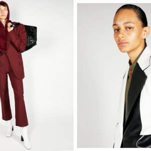 Here's what Phoebe Philo's last collection for Céline looks like