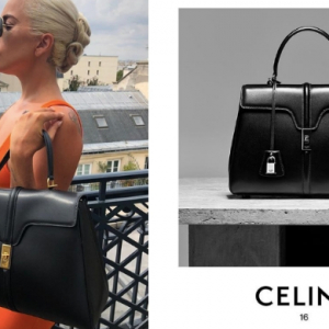 This is when you can buy Hedi Slimane's debut bag for Celine