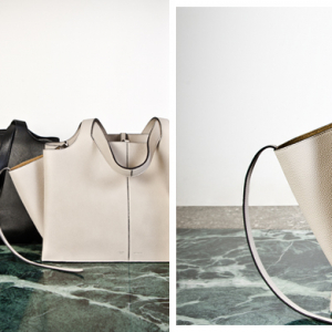 3fe351955d Must-watch  An exclusive look at Celine s Tri-Fold bag