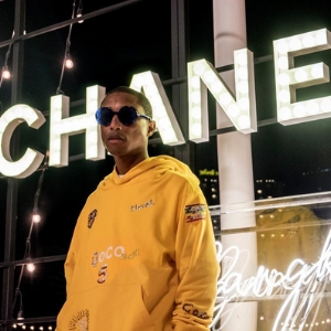 Chanel x Pharrell Williams team up on a capsule collection
