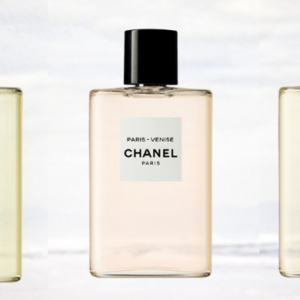 Chanel is releasing three new unisex fragrances for the first time