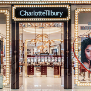 Charlotte Tilbury's first store in Dubai is now officially open