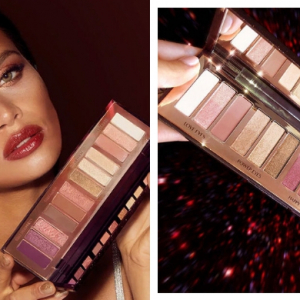In case you missed it, Charlotte Tilbury just released a surprise eyeshadow palette
