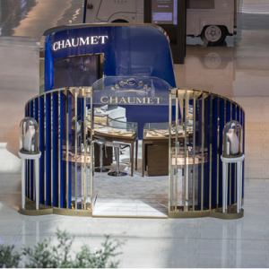 Chaumet opens a new pop-up in The Dubai Mall