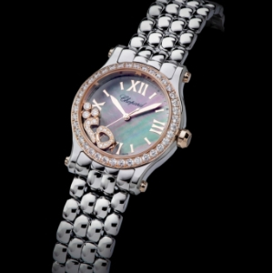 Chopard unveils limited edition Happy Sport Dubai