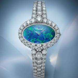 This might be the most exquisite watch collection from Chopard we've ever seen