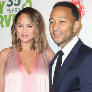 Chrissy Teigen and John Legend welcome a son