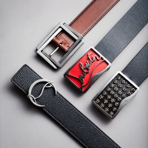 Exclusive: Christian Louboutin launches men's belts