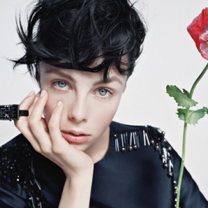 The Lanvin Autumn/Winter 14 campaign with Edie Campbell