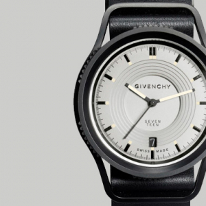 Object of desire: Givenchy's series of luxury unisex wristwatches