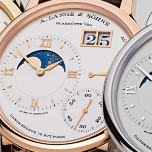 A. Lange & Söhne debut 2014 novelties in Dubai