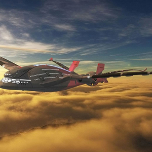 New concept zero carbon emissions plane set to be the plane of the future