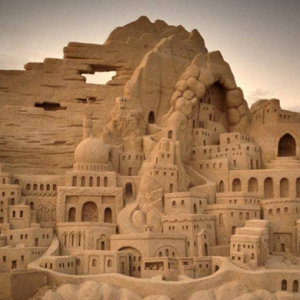 A sand park featuring the world's largest sandcastle to open in Kuwait
