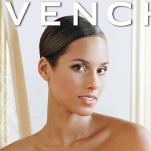 The first image of Alicia Keys for Dahlia Devin by Givenchy
