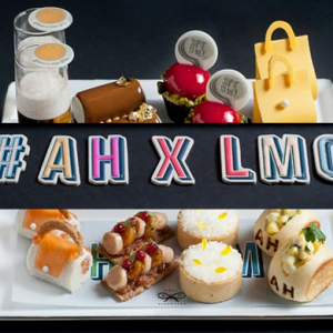 Anya Hindmarch collaborates with The Landmark Mandarin Oriental Hong Kong
