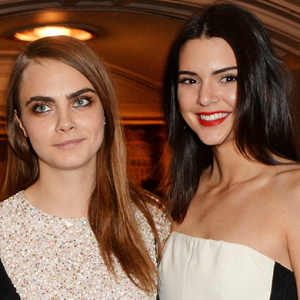 Are Kendall Jenner and Cara Delevingne about to start a band?