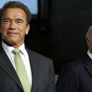 Arnold Schwarzenegger backs 2015 climate conference in Dubai